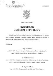 Rozsudek Srba - CERTOS