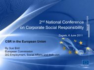 2nd National Conference on Corporate Social Responsibility