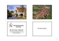 """Generationenhaus Sontheim Alt und Jung """"mitanand"""" Wie alles ..."""
