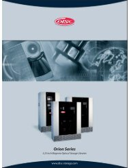 Orion Series datasheet - Unylogix Technologies Inc.