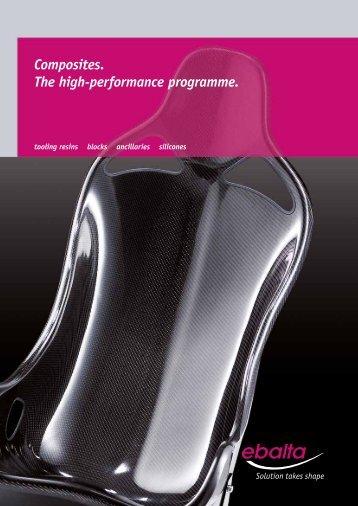 Download Composites Brochure - Ebalta
