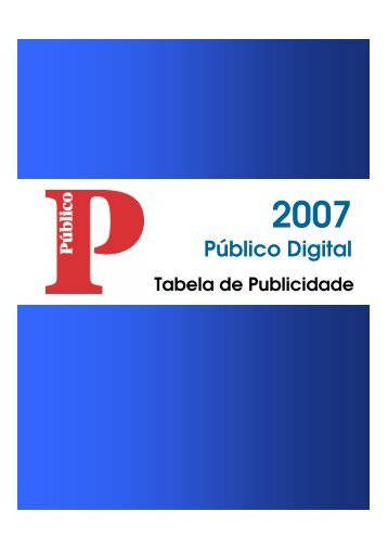 (Microsoft PowerPoint - Optimized P\372blico Digital ... - Público