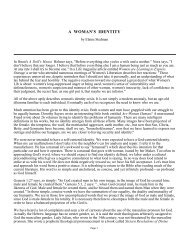 Netscape: A Woman's Identity
