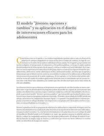 """El modelo """"Jóvenes: opciones y cambios"""" - p u b l i c a t i o n s ..."""