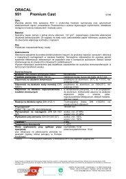 Specyfikacja techniczna (pdf 121 kB) - Europapier