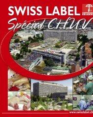 SWISS LABEL INFORMATIQUE-XP - Com Consulting SA