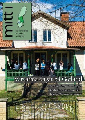 Finns som PDF här! - EFS Mittsverige