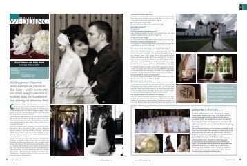 Cheryl & Andy - Real Life Weddings