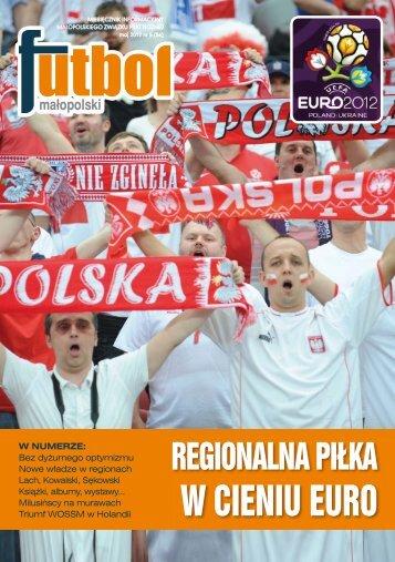 W CIENIU EURO - Małopolski Związek Piłki Nożnej