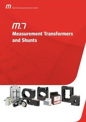 Current transformers - Circutor