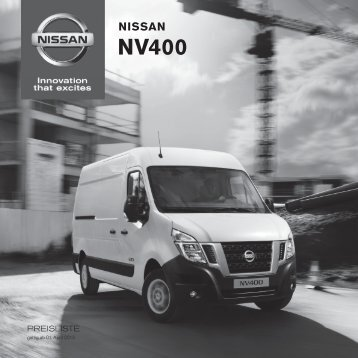 NV400 - Nissan