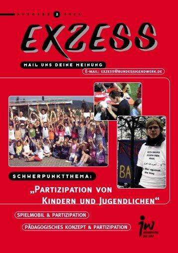 """""""Partizipation von Kindern und Jugendlichen"""" - Bundesjugendwerk ..."""