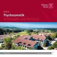 Psycho - Simssee Klinik Bad Endorf