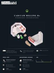 cad/cam milling b+ - Zirkonzahn