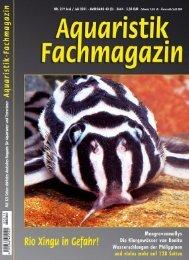 Sonnenschutz als Riffschutz - Tetra Verlag