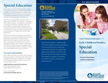 early childhood special education case studies Idea / special education  commission on behavioral and social sciences and education early childhood research  the early childhood longitudinal study, .