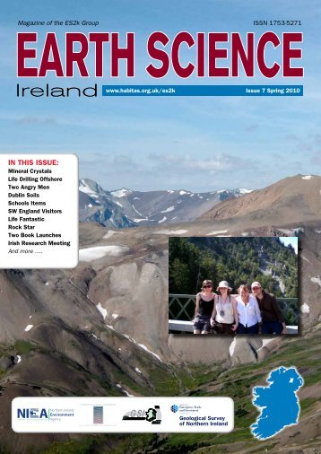 Earth Science Ireland Issue 7 - Habitas