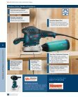 Sanders and Planers - Bosch Power Tools - Page 2