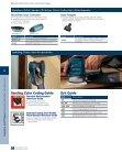 Sanders and Planers - Bosch Power Tools - Page 6