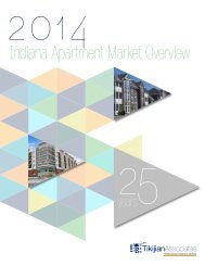 Indiana Apartment Market Overview Brochure 2014 WEB