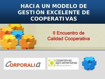 hacia un modelo de gestión excelente en cooperativas