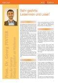 Ihr Prim. Dr. Georg Pinter & Prim. Univ.-Prof. Dr. Rudolf ... - Arzt + Kind - Page 3