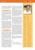 Ihr Prim. Dr. Georg Pinter & Prim. Univ.-Prof. Dr. Rudolf ... - Arzt + Kind - Page 5