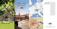 Welcome to Basel. - Actelion