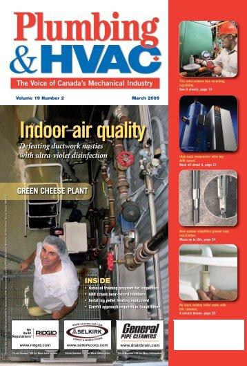Indoor Air Quality - Plumbing & HVAC