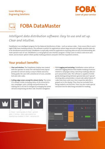 foba laser marking machine