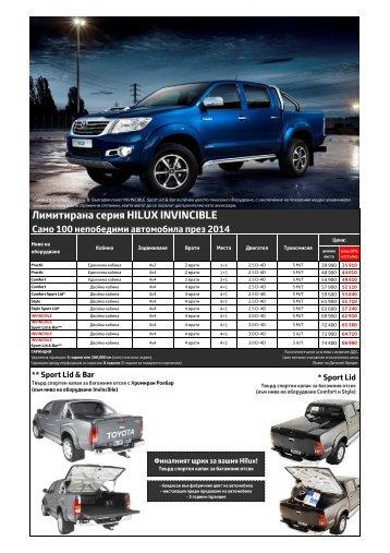 Hilux 2012 - Toyota