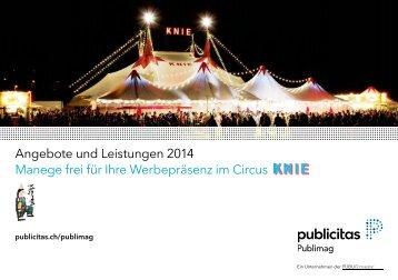PROGRAMM - schweizer national-circus knie