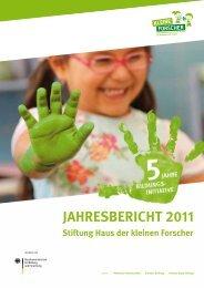 Jahresbericht 2011 - Elly-Heuss-Knapp-Schule