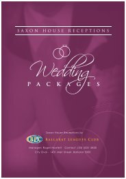 Download 2011 Wedding Package - Functionview