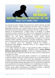 PRIMA (L') INFANZIA - Edizioni Junior