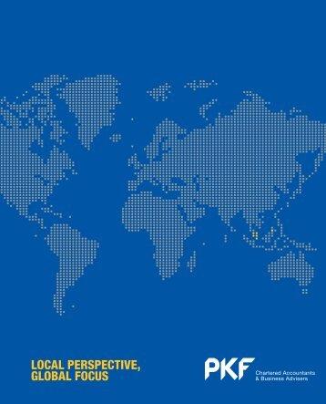 PKF Malaysia Corporate Brochure
