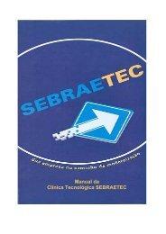 Manual da Clínica Tecnológica SEBRAETEC