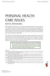 personal health care issues - p u b l i c a t i o n s . p a h o . o r g ...