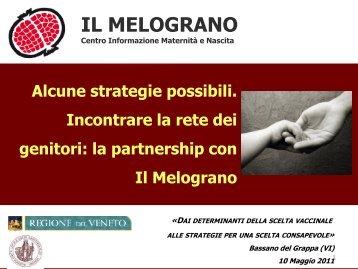 IL MELOGRANO - Dipartimento di Prevenzione Ulss 20 di Verona