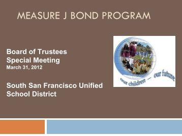 March 31, 2012 Presentation.pdf - Measure J Bond