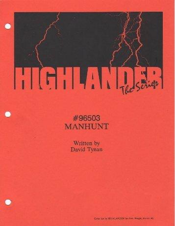 Highlander - Zen 134237