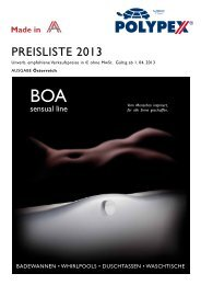 preisliste 2013 at (7.1mb) - Polypex