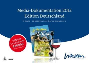 Media-Dokumentation 2012 Edition Deutschland