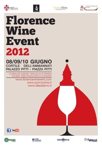 08/09/10 giugno - Florence Wine Event
