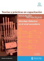 Educación Tecnológica. Abordaje didáctico en el nivel secundario