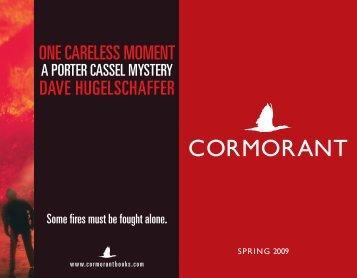 Spring 2009 - Cormorant Books