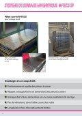 Plateaux magnétiques de serrage - Hilma-Römheld GmbH - Page 2
