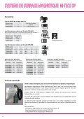 Plateaux magnétiques de serrage - Hilma-Römheld GmbH - Page 6