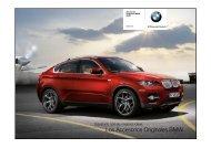 Los Accesorios Originales BMW.