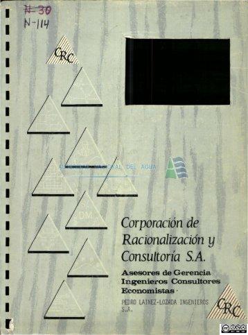 Corporación de Racionalización y Consultoría S.A. - Autoridad ...